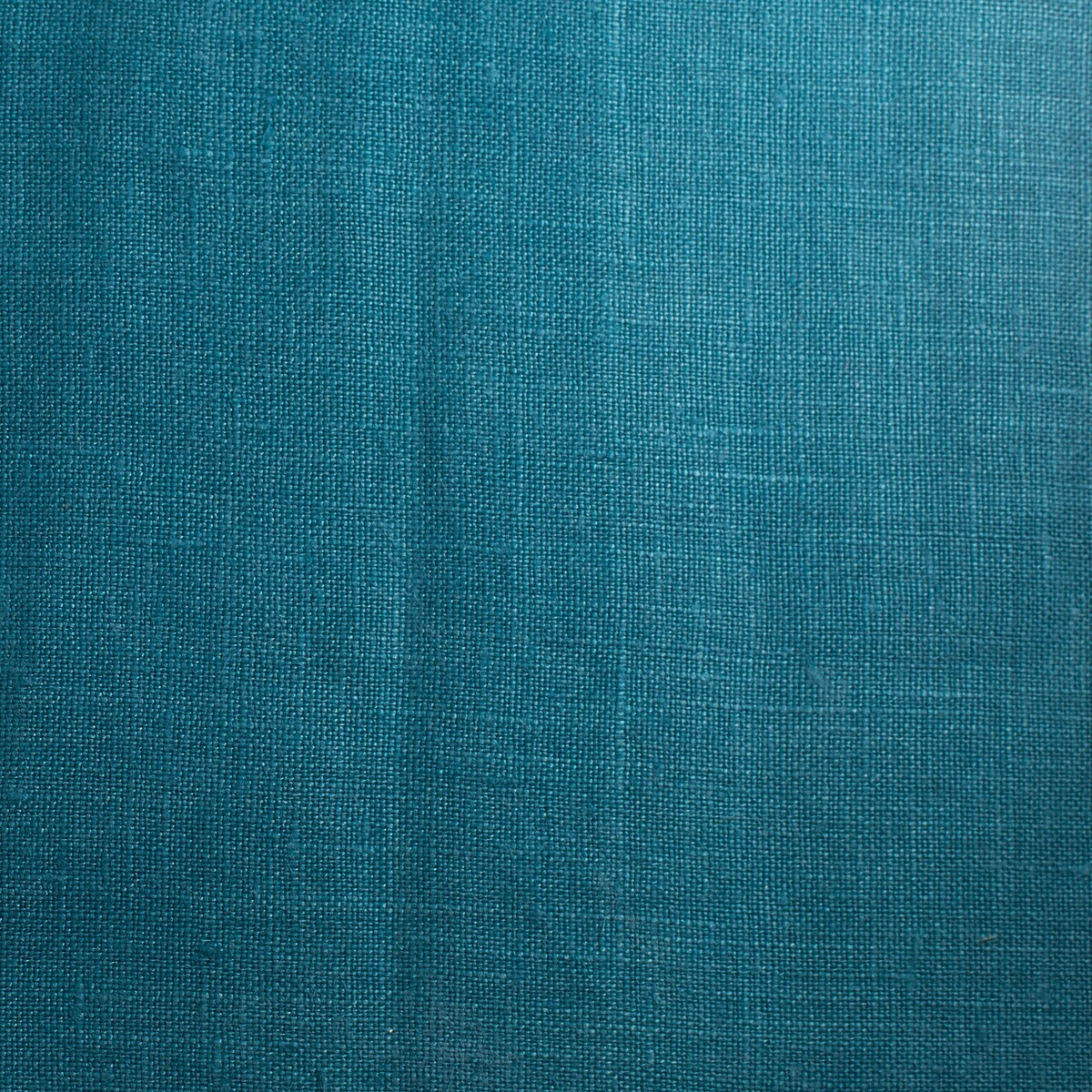 Turquoise 100% Linen
