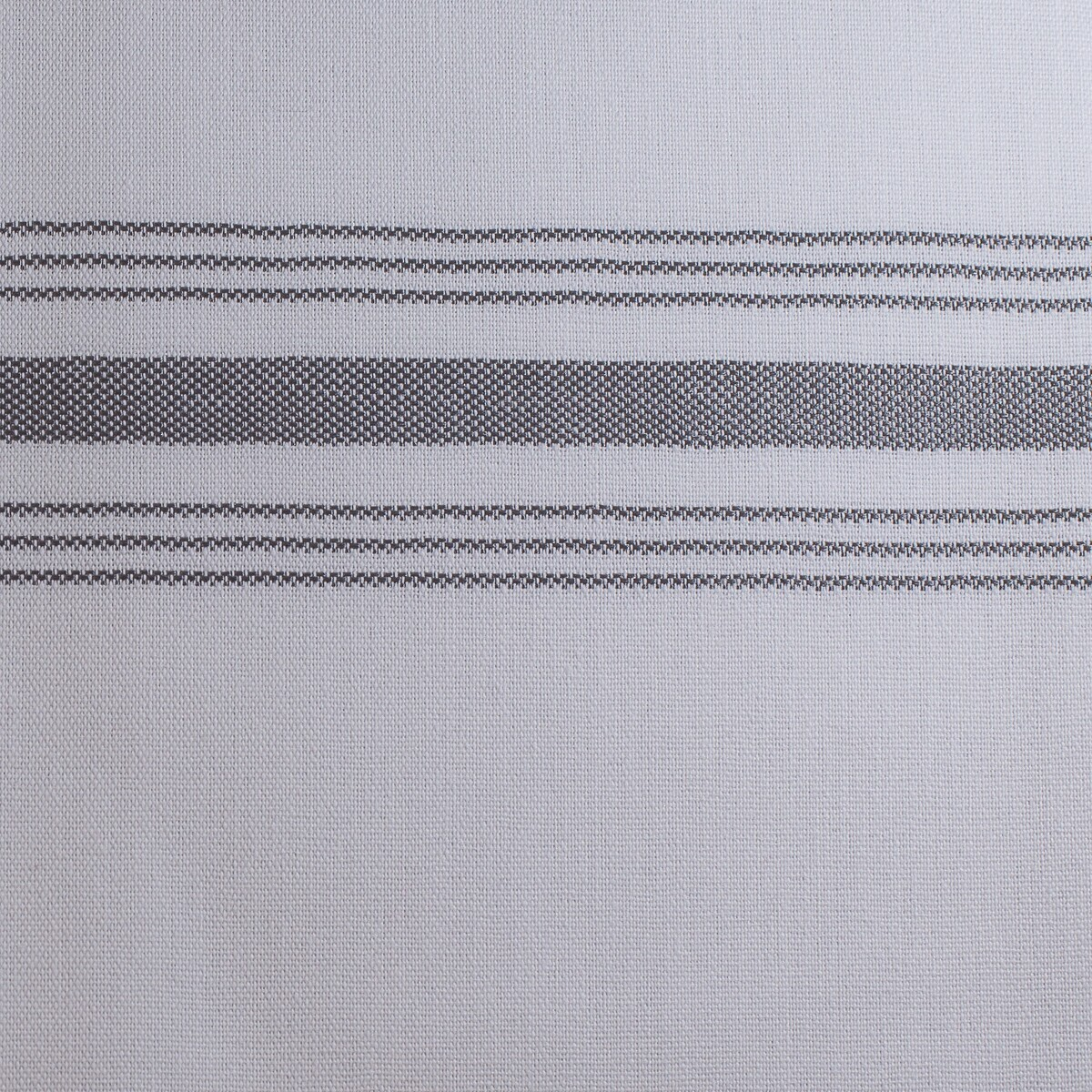Grey Striped Bistro Napkin