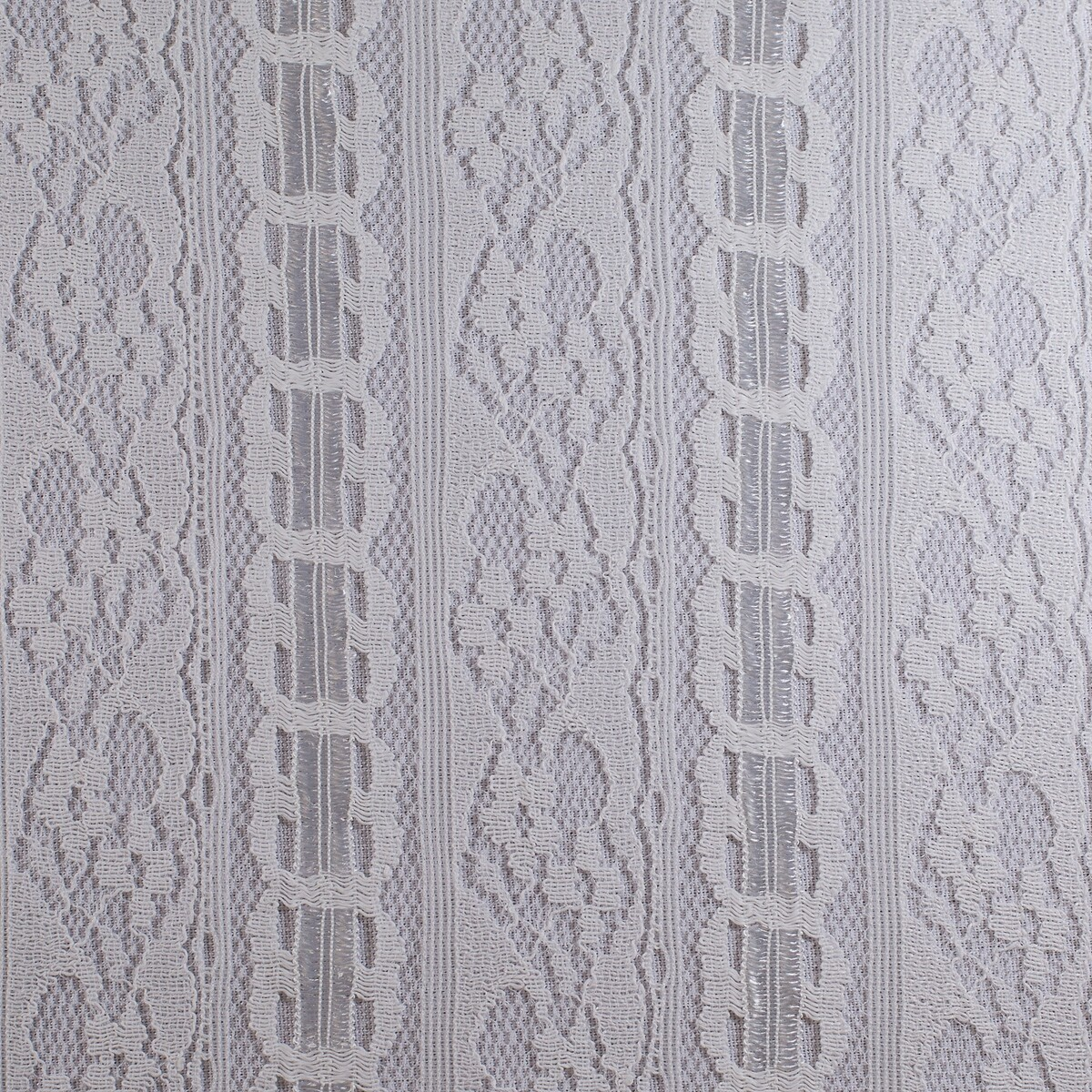 White Ribbon Lace